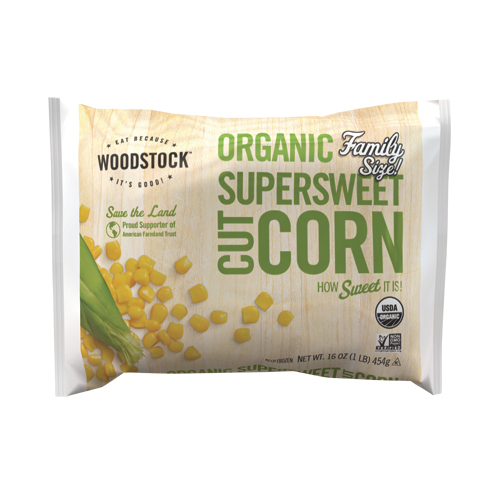 Organic Cut Corn - Family Size