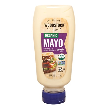 Organic Mayo - Squeezable