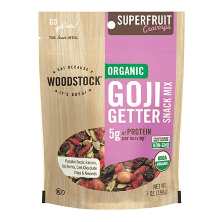 Organic Goji Getter Snack Mix