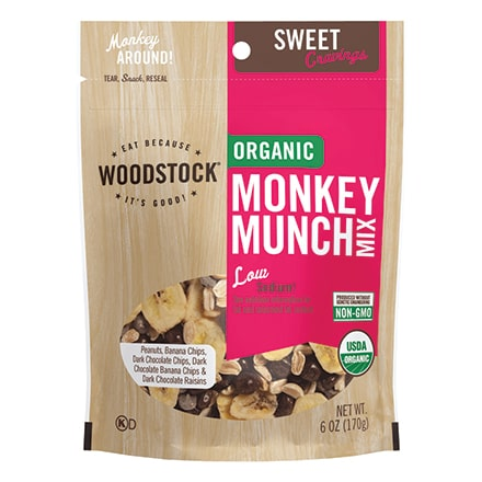 Organic Monkey Munch Mix