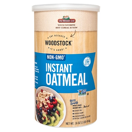 Instant Oatmeal